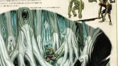 Monster Hunter Concept Art