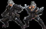 FrontierGen-Kokuei G Armor (Gunner) Render 2