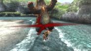 MHP3-Arzuros Screenshot 004