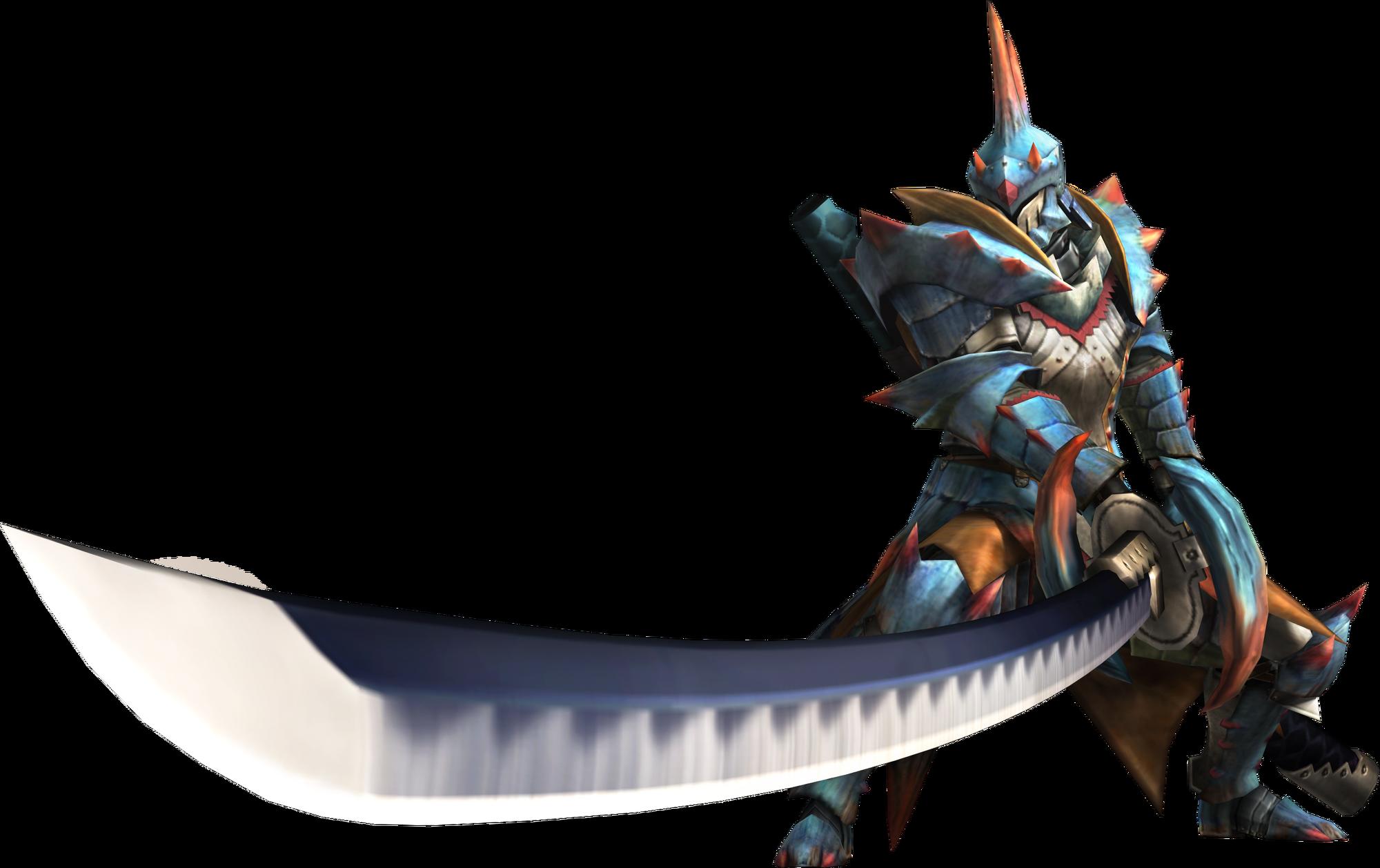 Long Sword | Monster Hunter Wiki | FANDOM powered by Wikia