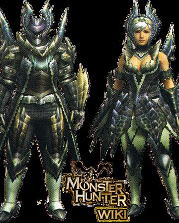 Alatreon Armor Gunner Monster Hunter Wiki Fandom