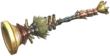 FrontierGen-Hunting Horn 018 Low Quality Render 001