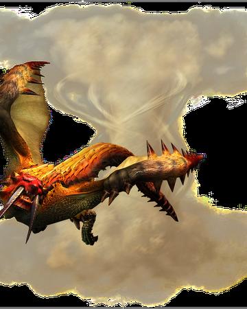 Sand Barioth Monster Hunter Wiki Fandom