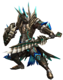 FrontierGen-Sword and Shield Equipment Render 008