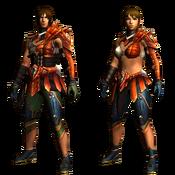 MHGU-Uroktor Armor (Both) Render
