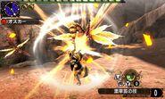 MHGen-Nyanta and Vespoid Screenshot 001