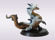 Capcom Figure Builder Volume 4 Ivory Lagiacrus