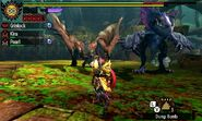 MH4U-Rathalos and Yian Garuga Screenshot 001