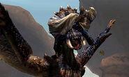 MHGU-Bloodbath Diablos Screenshot 001