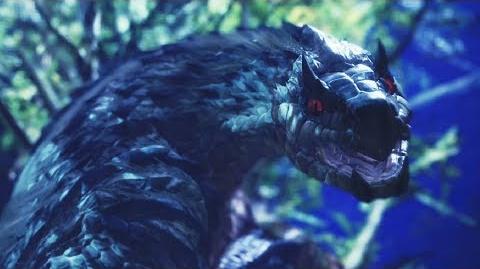 Monster Hunter World Tobi-Kadachi Boss Fight 6 (Solo Hammer)