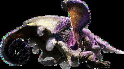 MH4U-Render Chameleos