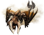 MH4U-Render Diablos