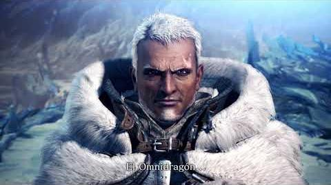 Monster Hunter World Iceborne trailer (Gamescom 2019)