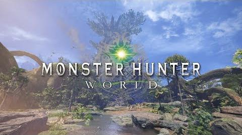 Monster Hunter World Annuncio Trailer