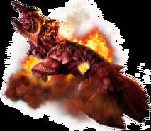 MHXR-Render Duramboros Pico Explosivo
