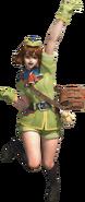 MHGU-Chica del Flotatorio