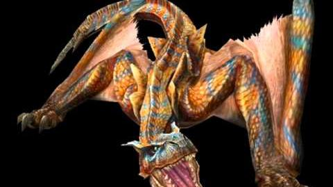 Tigrex - Battle Theme Monster Hunter 4