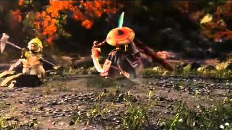 Monster Hunter Portable 3rd Opening (PSP)