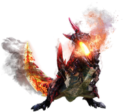 MHGU-Render Glavenus Inferno