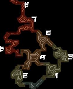 MH1-Mapa Volcan