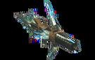 MH3U-Render BL Lagiacrus Marmóreo