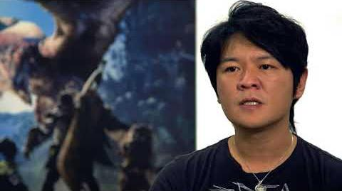 Monster Hunter World - Making of. Episodio 1