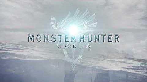 Teaser de Monster Hunter World Iceborne