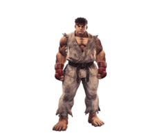 MHW-Armadura Ryu