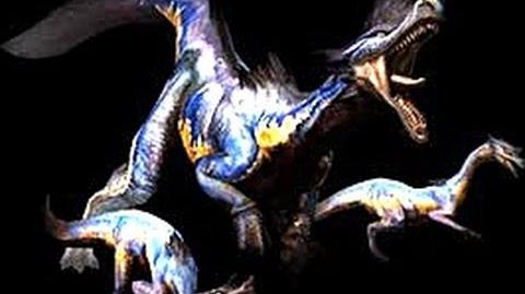 Great Jaggi, Great Baggi & Great Wroggi - Battle Theme Monster Hunter 3