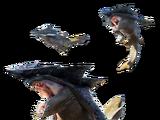 MH4U: Monstruos