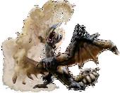 MHGU-Render Diablos Sanguinario 001