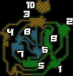 MHFU-Mapa Jungla (Noche)