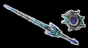 MH4U-Render Lanza Mineral