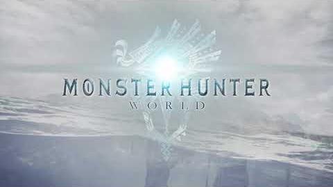 MHW - Teaser IceBorne