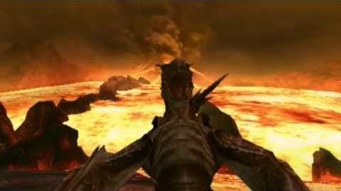 PSP『モンスターハンターポータブル 3rd』プロモーション映像2