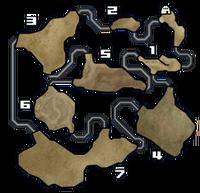 MHOL-Mapa Arenas Atronadoras