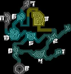 MH1-Mapa Pantano