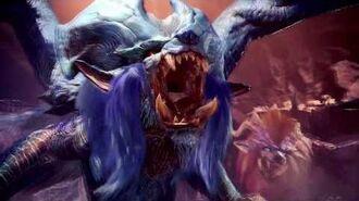 Monster Hunter World Iceborne - Tráiler Zinogre y beta.