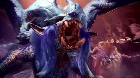 Monster Hunter World Iceborne - Tráiler Zinogre y beta