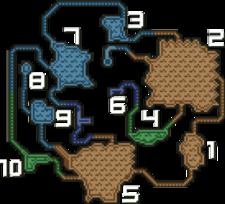 MHFU-Mapa Desierto Noche