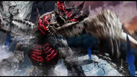 MHXR 黒冠龍 モルドムント 戦闘BGM Extended