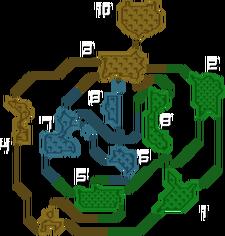 MHFG-Mapa Jungla (Noche)