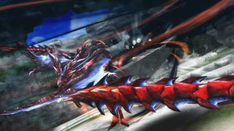 MHF-Z 瀑声に咲く戦華 - 彩の滝 戦闘BGM Extended
