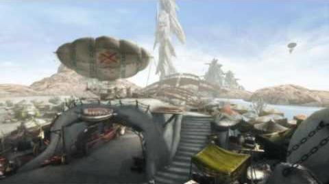 MH3 流れ星と飛行船 ロックラックBGM Extended