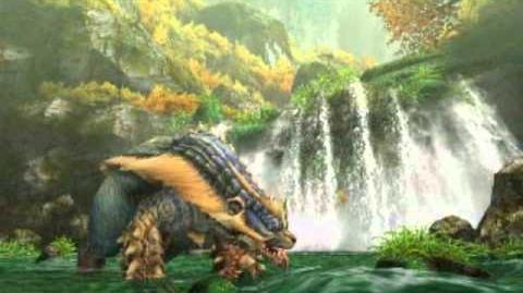 Monster Hunter Portable 3rd Mountain Stream Battle Theme