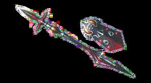 MH3U-Render Lanza Gigginox 2