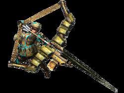 MH3U-Render Equipo Arco 002
