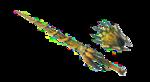 MH3U-Render Lanza Ludroth 2
