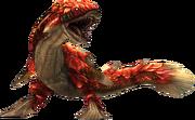 Lavasioth Rojo