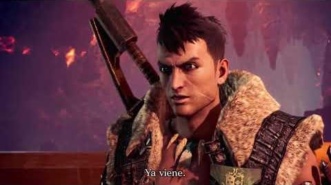 Monster Hunter World - Tráiler TGS
